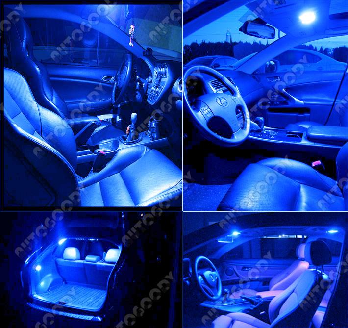 15 X Premium Blue Led Lights Interior Package Jeep Grand Cherokee 11 17 Tool Ebay