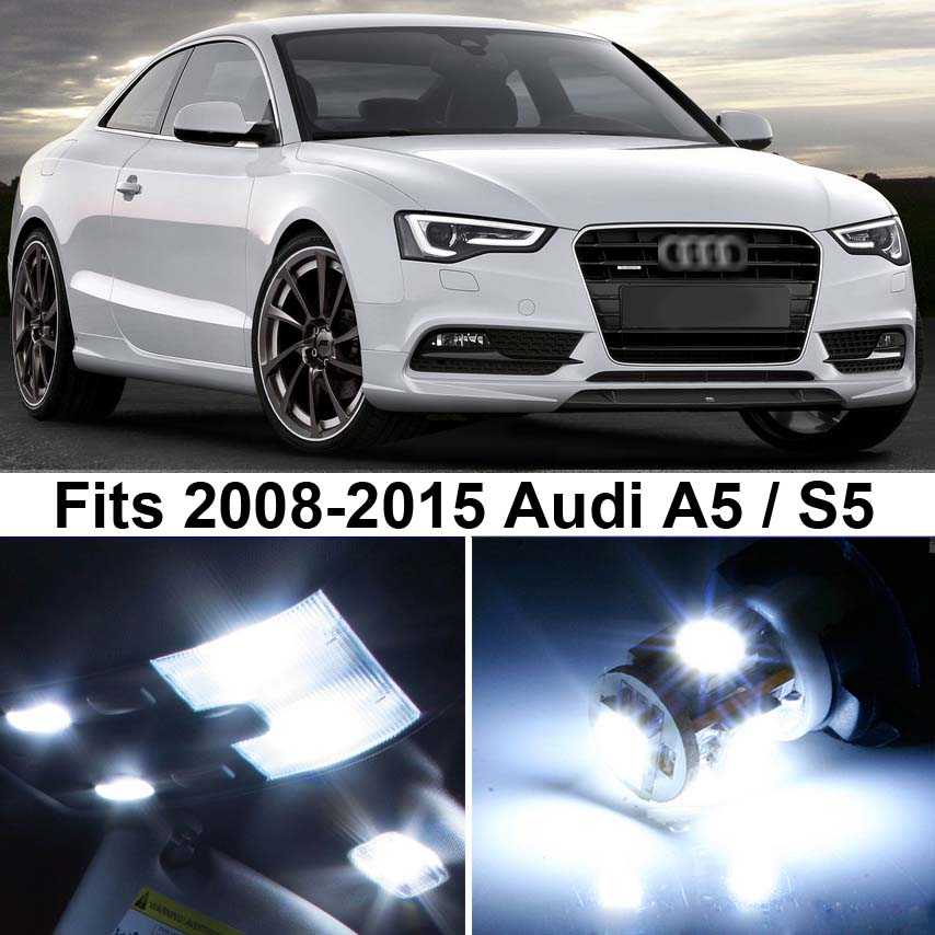 Audi 5 Price: 14 X Premium Xenon White LED Lights Interior Package