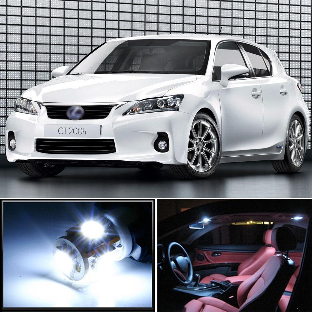 2016 Lexus Ct Interior: Purchase Premium Xenon White LED Lights Interior Package