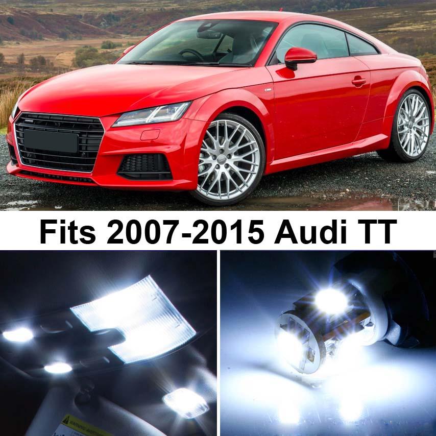 2015 Audi Tts Car Interior Design